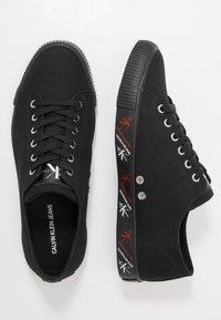 Calvin Klein Jeans - ANTAL - Trainers - black - 1