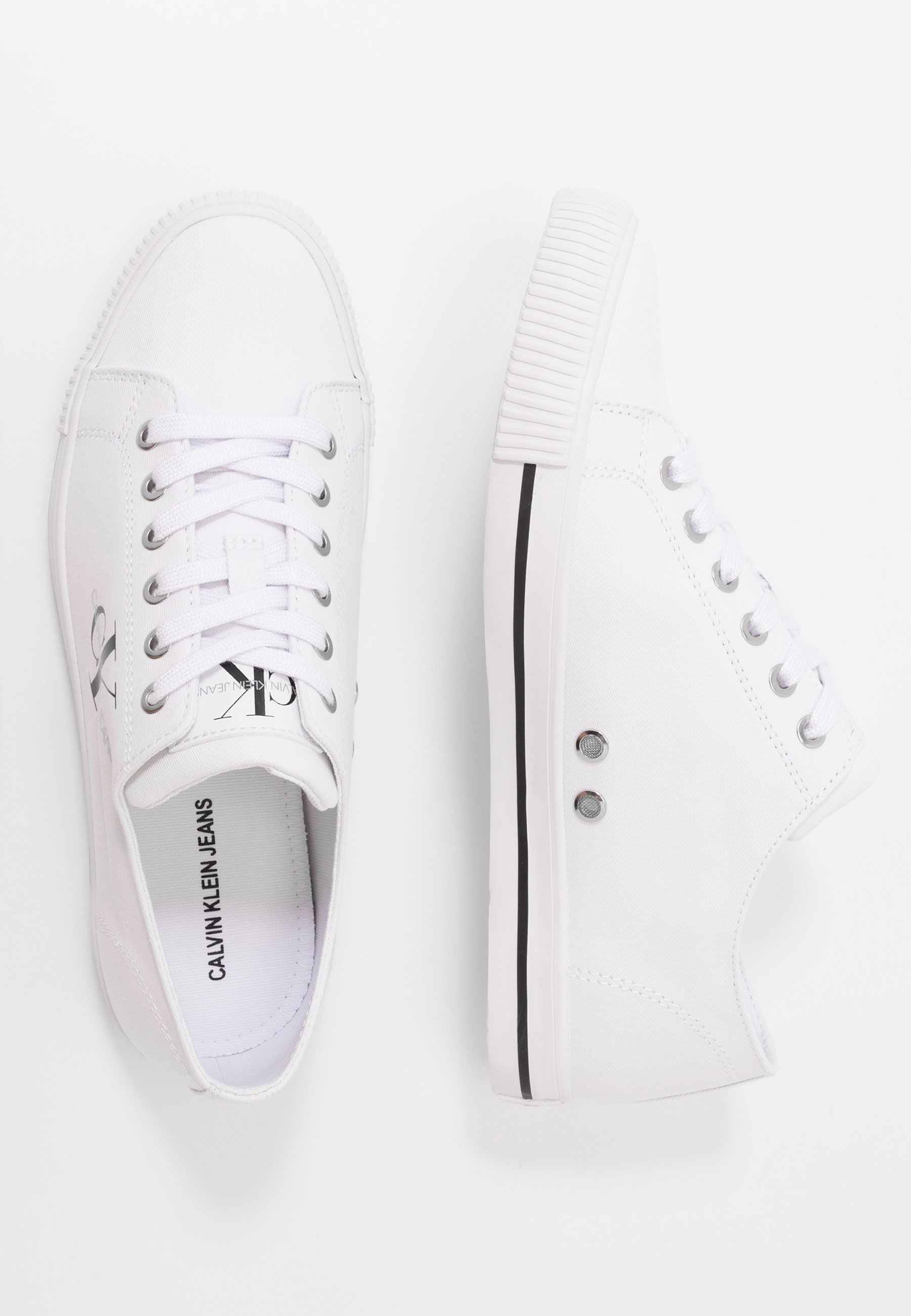 Calvin Klein Jeans AURELIO - Baskets basses - white