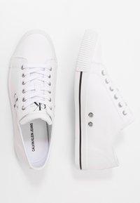 Calvin Klein Jeans - AURELIO - Trainers - white - 1