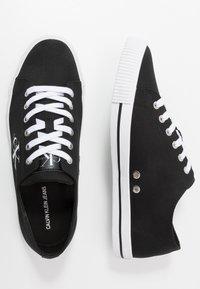 Calvin Klein Jeans - AURELIO - Sneakers basse - black - 1