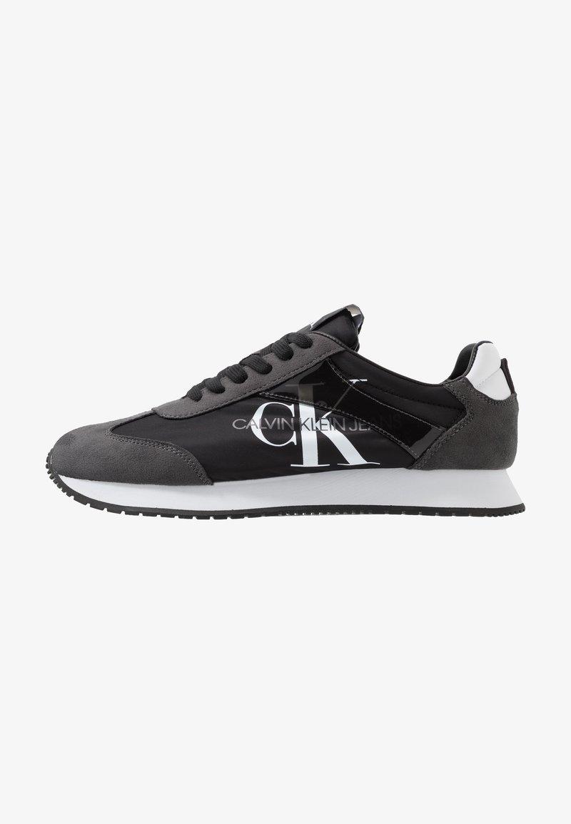 Calvin Klein Jeans - JESTER - Sneakers - black/gray