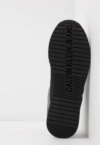 Calvin Klein Jeans - JESTER - Sneakers - black/gray - 4