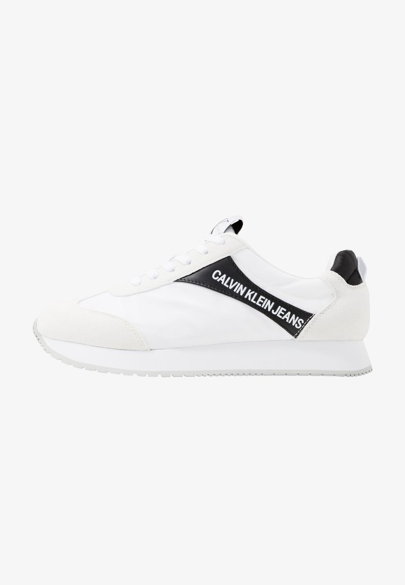 Calvin Klein Jeans - JERROLD - Sneakers - white/black