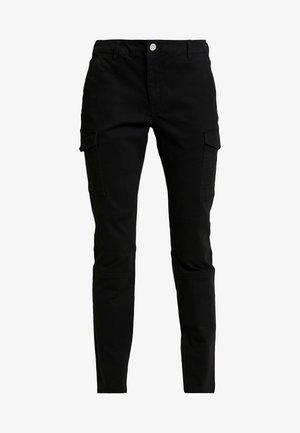 CARGO PANTS - Pantalon classique - ck black