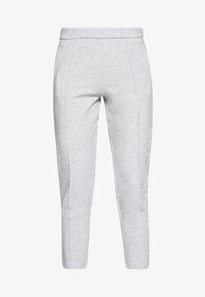 INSTITUTIONAL PANT - Tracksuit bottoms - light grey heather