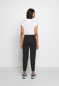Calvin Klein Jeans - INSTITUTIONAL PANT - Tracksuit bottoms - ck black - 2