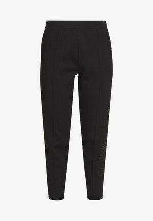 INSTITUTIONAL PANT - Tracksuit bottoms - ck black