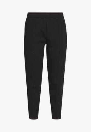 INSTITUTIONAL PANT - Pantalones deportivos - ck black