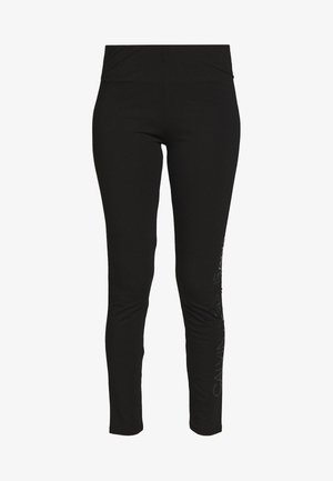 INSTITUTIONAL LOGO - Leggingsit - black