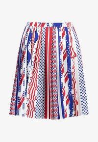 Calvin Klein Jeans - FLAG SKIRT - A-lijn rok - multi-coloured - 3
