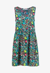 Calvin Klein Jeans - SLEEVELESS FLORAL DRESS - Robe d'été - multi-coloured - 5