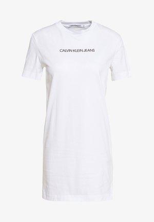 INSTITUTIONAL DRESS - Jerseykjole - bright white