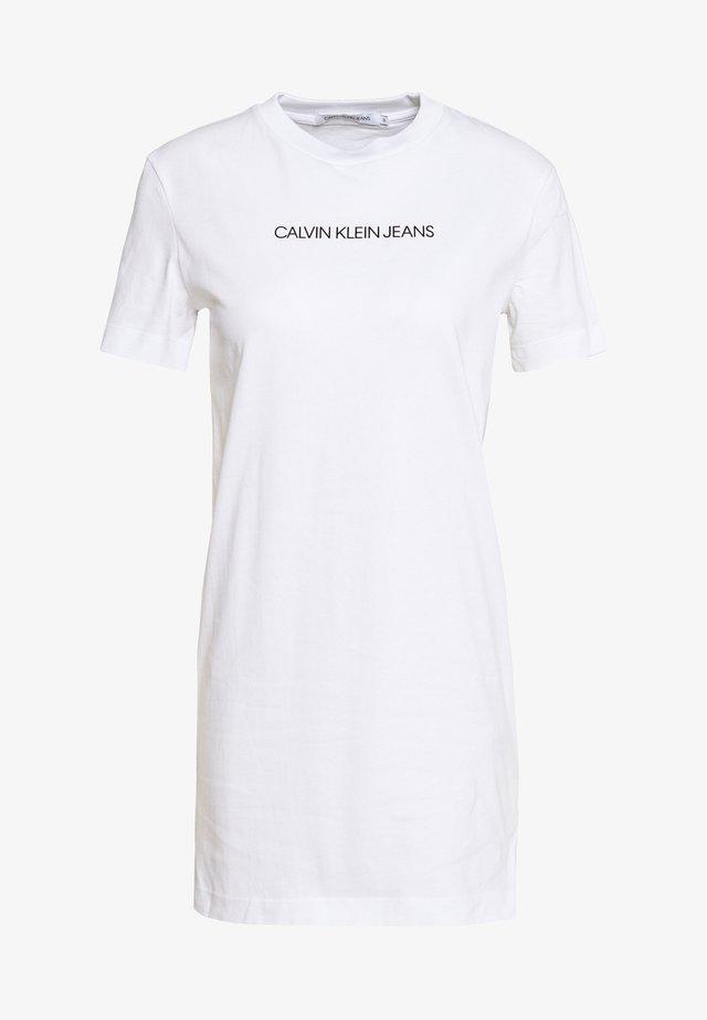 INSTITUTIONAL DRESS - Jerseyjurk - bright white