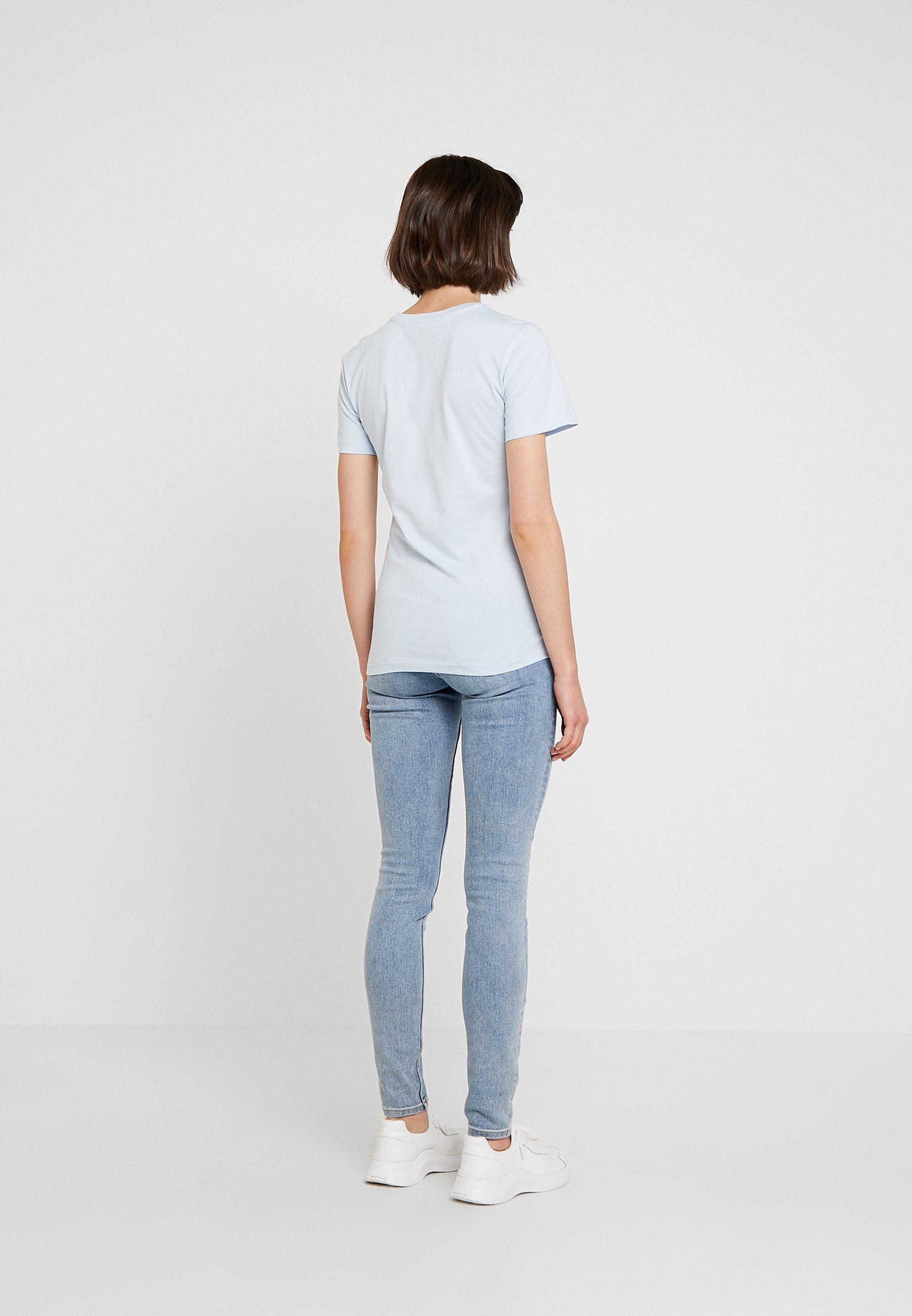 TeeT Slim shirt Jeans Imprimé Calvin SkywayBlossom Institutional Klein Box wXN8n0POk