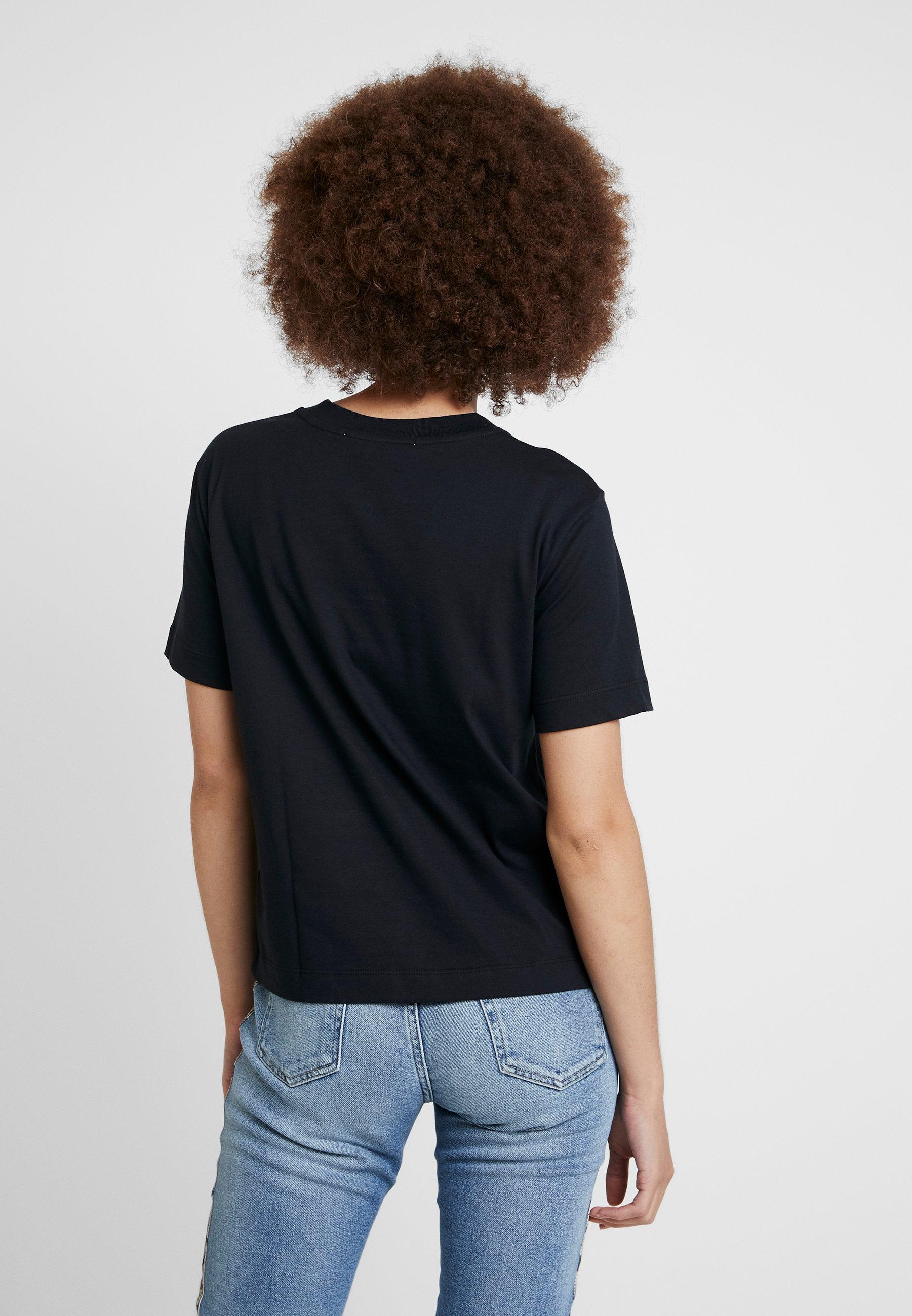 shirt StraightT Black Box Klein Calvin Imprimé Shiny Jeans rxthdsQC