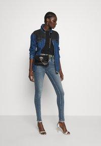 Calvin Klein Jeans - DEGRADE LOGO SPORTY TANK - Top - black - 1
