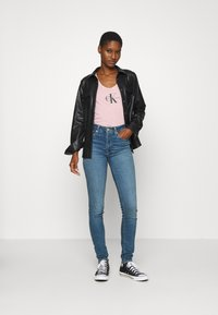 Calvin Klein Jeans - Top - brandied apricot - 1