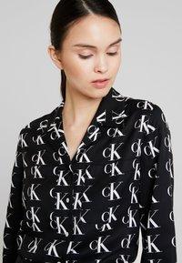 Calvin Klein Jeans - UTILITY - Overhemdblouse - black/white - 3