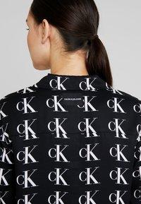 Calvin Klein Jeans - UTILITY - Overhemdblouse - black/white - 5