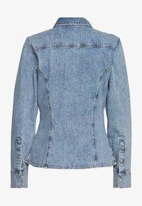 Calvin Klein Jeans - ARCHIVE LEAN - Chemisier - light blue - 1