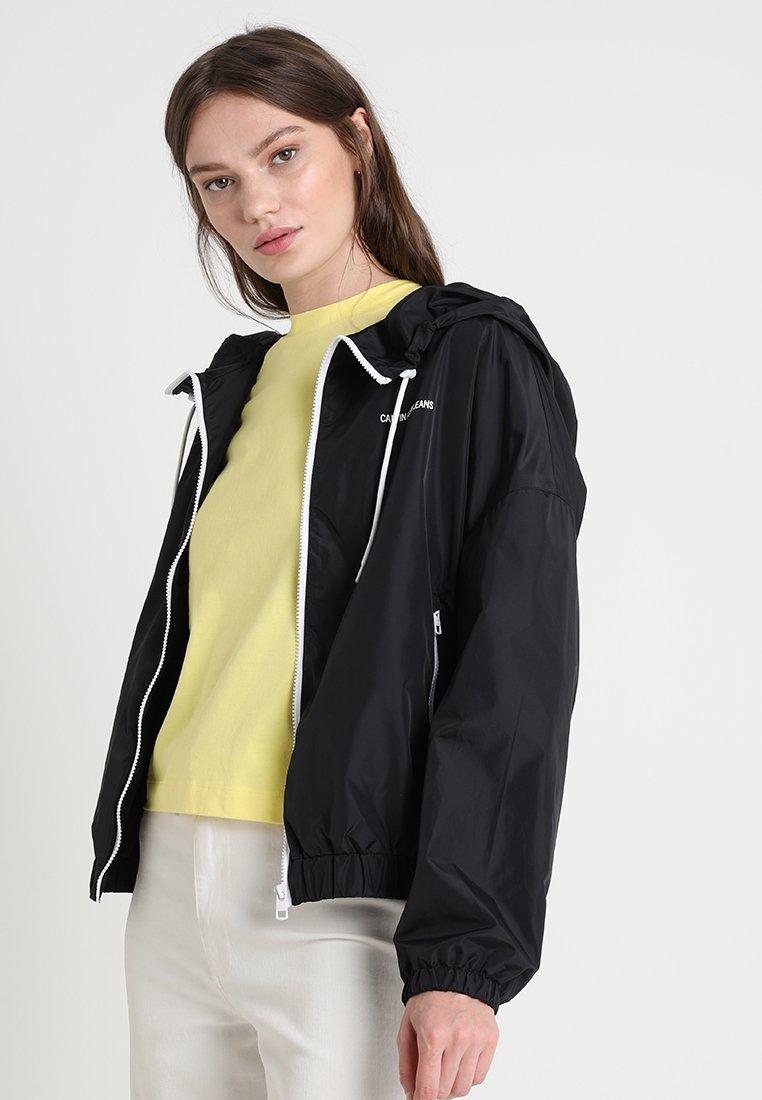 Calvin Klein Jeans - Leichte Jacke - black