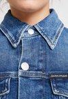 Calvin Klein Jeans - FOUNDATION TRUCKER - Jeansjacke - light togy blue