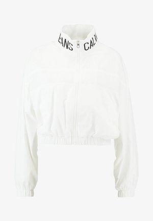 LOGO TAPE  - Veste d'hiver - bright white