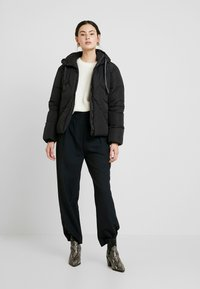 Calvin Klein Jeans - BLEND - Jersey de punto - winter white - 1