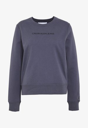 INSTITUTIONAL REGULAR CREW NECK - Sweater - abstract grey