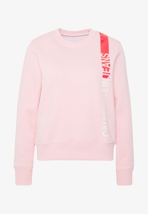REGULAR CREW NECK - Sweatshirt - keepsake pink