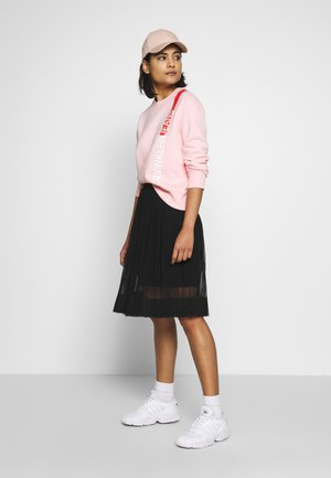 REGULAR CREW NECK - Mikina - keepsake pink
