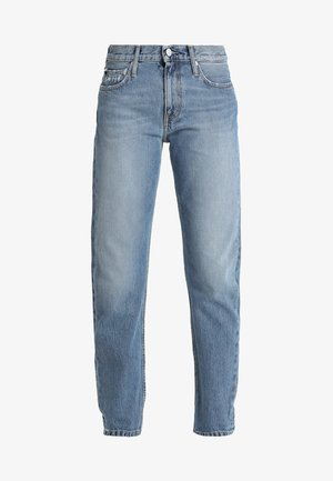 CKJ 061 MID RISE BOY  - Relaxed fit jeans - auckland blue