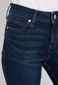 Calvin Klein Jeans - CKJ 001 SUPER SKINNY - Skinny džíny - vanern blue - 5
