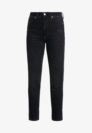 HIGH RISE - Jeans Skinny Fit - forillon black