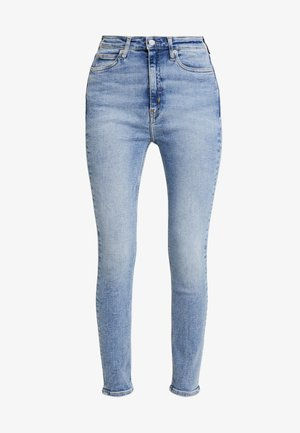 010 HIGH RISE SKINNY ANKLE - Jeans Skinny Fit - iconics everest stretch