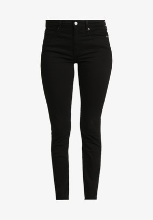 MID RISE - Jeans Skinny Fit - eternal black