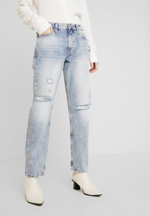 CKJ 061 MID RISE BOY - Jeans Relaxed Fit - mid blue