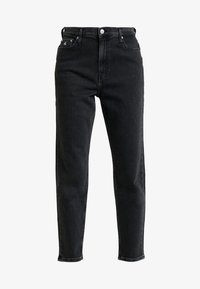 Calvin Klein Jeans - MOM - Relaxed fit jeans - black - 4