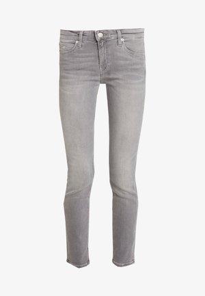 MID RISE ANKLE - Skinny džíny - grey