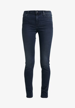 SUPER SKINNY - Skinny džíny - blue black