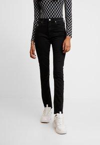 Calvin Klein Jeans - Jeans Skinny - washed black - 0