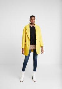 Calvin Klein Jeans - SUPER - Jeans Skinny Fit - blue black - 1