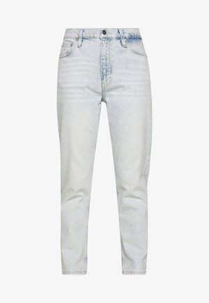 MOM  - Jeans Relaxed Fit - bleached blue