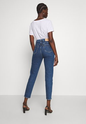 MOM - Jeans slim fit - dark blue stone