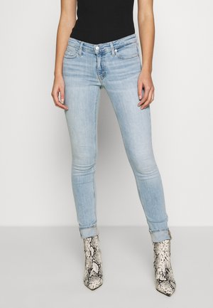 LOW RISE SKINNY - Jeans Skinny Fit - bleached blue