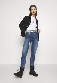 Calvin Klein Jeans - CK ONE HIGH RISE - Jeans Skinny - mid blue - 1