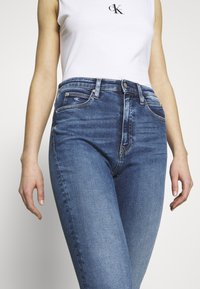 Calvin Klein Jeans - CK ONE HIGH RISE - Jeans Skinny - mid blue - 3