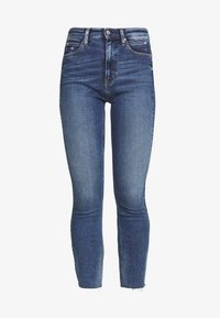 Calvin Klein Jeans - CK ONE HIGH RISE - Jeans Skinny - mid blue - 4