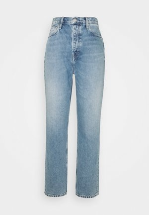 Relaxed fit jeans - light-blue denim