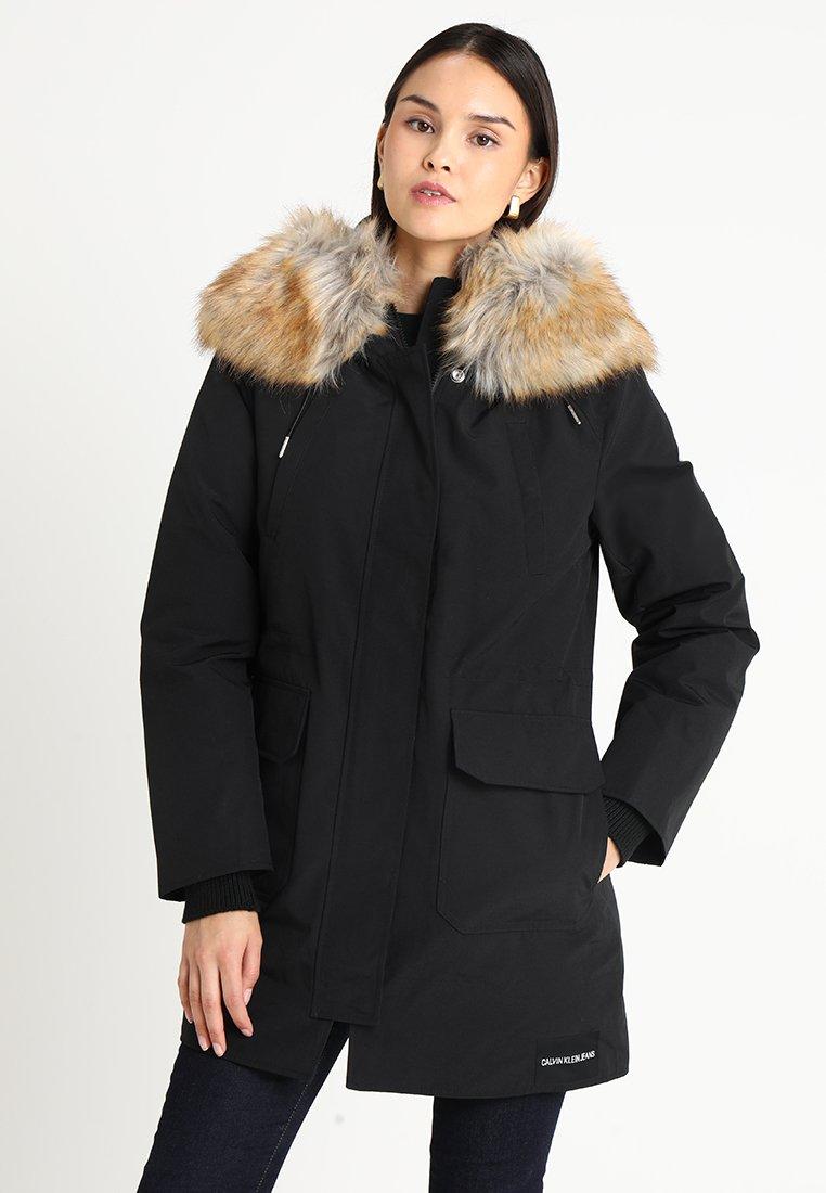 Calvin Klein Jeans - MID WEIGHT - Down coat - black